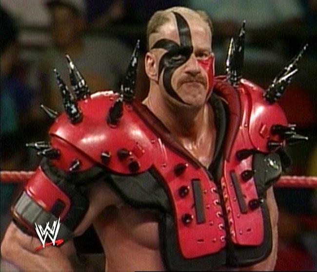 Hawk Wrestler